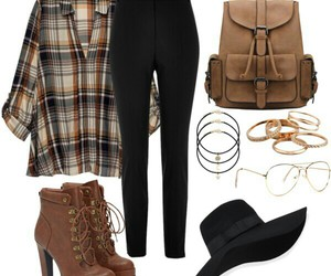 outfits, Polyvore, and simple image