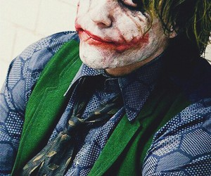 heath ledger and joker image