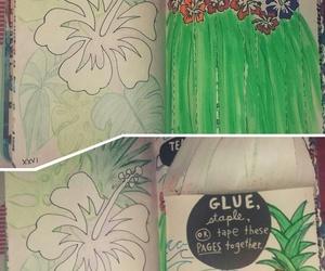 Aloha, hibiscus, and hula image