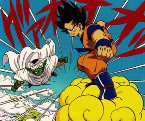 anime, dragon ball, and dragon ball z image