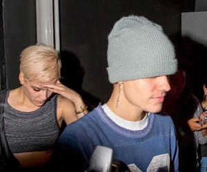 justin bieber and halsey image