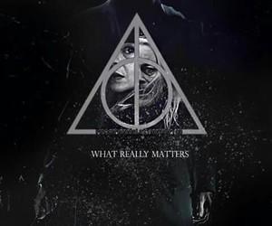 harry potter, malfoy, and draco malfoy image