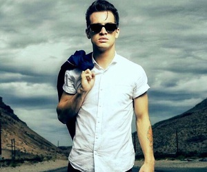 P!ATD, brendon urie, and sexy image