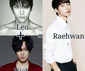 kpop, vixx, and raehwan image
