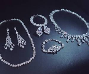 cartier, jewelry, and girl image