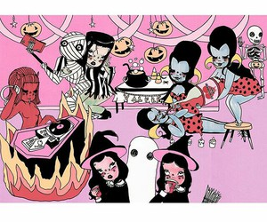 Valfre Halloween Party