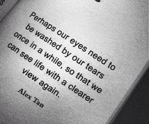 quotes, tears, and life image
