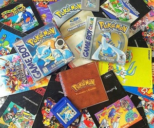 collection, game boy, and gaming image