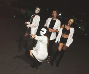 bffs, girls, and Halloween image