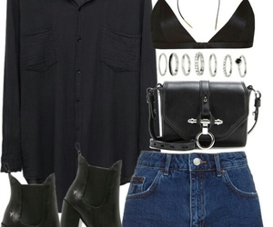 clothes, Givenchy, and style image