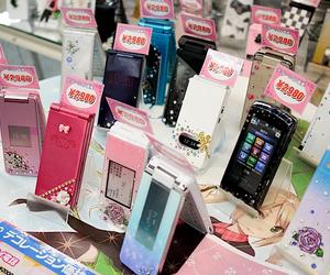 japan and phone image