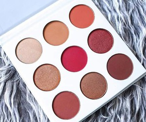 kyliejenner, shades, and burgundypalette image