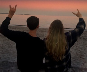 beach, teenage, and world image