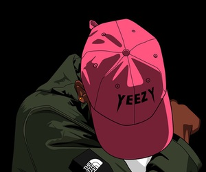dab, yeezy, and wallpaper image