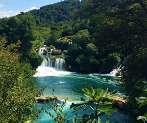 Croatia, national park, and nature image
