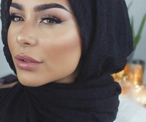 beauty, eyebrowns, and goals image