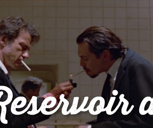 quentin tarantino, film list, and reservoir dogs image