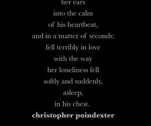 c, love quote, and Christopher image