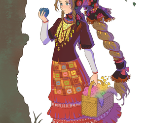 anime, final fantasy, and final fantasy VII image