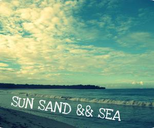 fiji, nature, and sand image