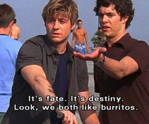 the oc, burrito, and seth image