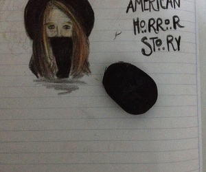 coven, zoe, and american horror story image