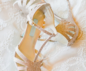 beauty, chic, and shoes image