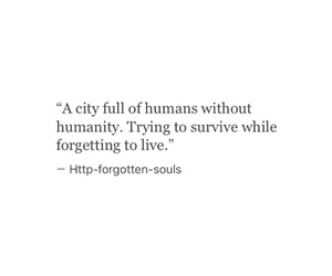 humanity, mine, and quote image