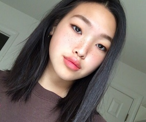 aesthetic, asian, and bambi image