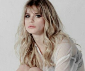 carlson young, brooke maddox, and icon image