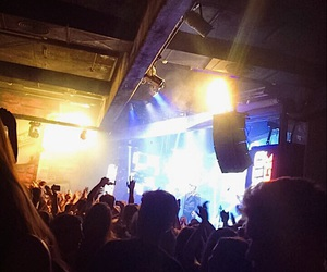 crowd, rock, and concert image