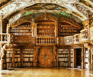 bavaria, germany, and library image