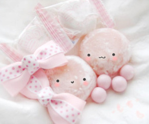 pink, cute, and candy image