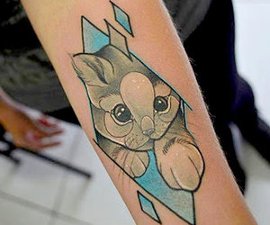 cats and Tattoos image