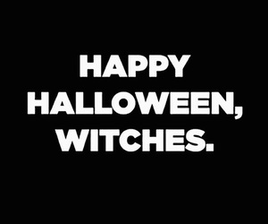 Halloween, witch, and quotes image