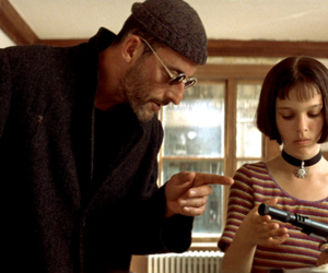 90's, movie, and leon the professional image