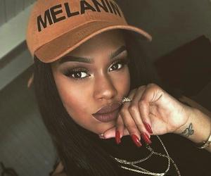 girl and melanin image