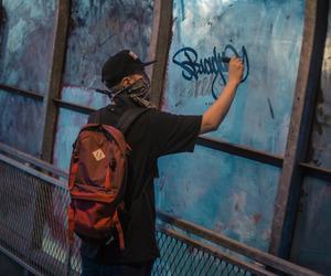graffiti and art image