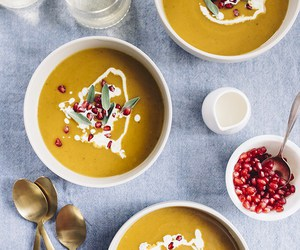 soup and butternut squash image