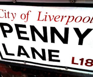 beatles and Liverpool image