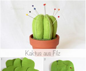 diy and cactus image