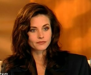 90s, Courteney Cox, and beauty image