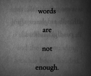 words, quotes, and text image