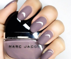 nails, beauty, and marc jacobs image