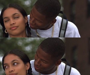 he got game and Rosario Dawson image