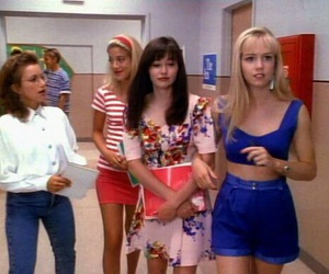 90210, Beverly Hills, and brenda walsh image