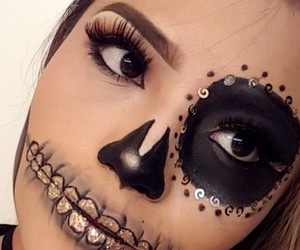 costume, makeup, and pretty image