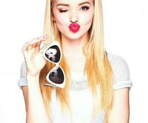 photoshoot and dove cameron image