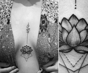 boobs, flower, and small image