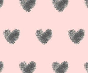 background, grey, and heart image